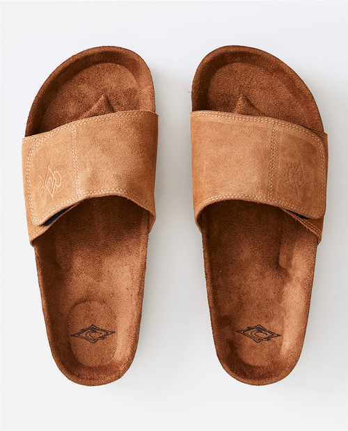 Rip Curl Men's Open Toe Sandals ~ Freshwater brown
