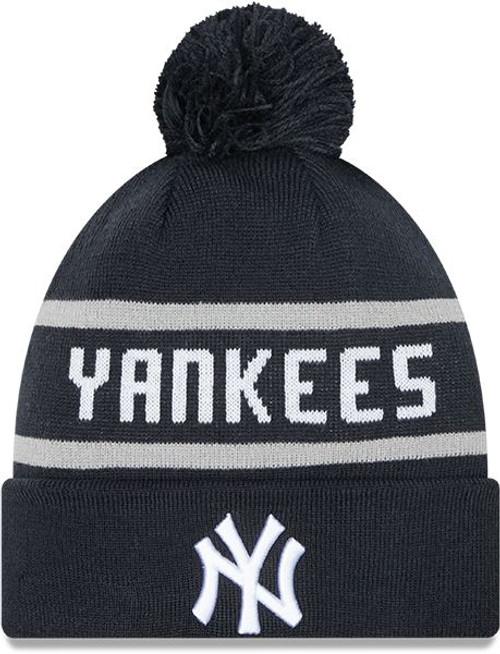 New Era Jake Cuff Knit Beanie ~ New York Yankees black