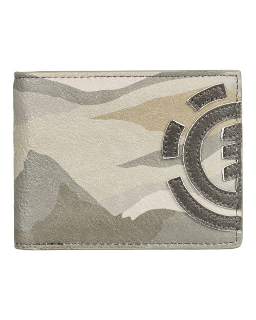 Element Bifold Wallet with CC, Note and Coin Pockets ~ Daily landscape