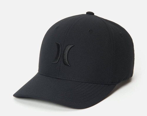 Hurley Men's Flexfit Cap ~ One and Only black