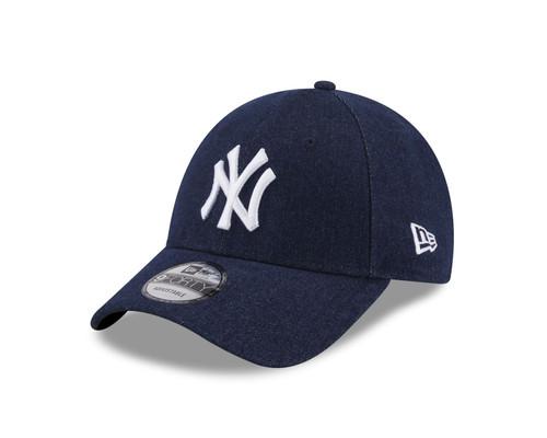 New Era Men's Denim Adjustable 9Forty Cap ~ New York Yankees