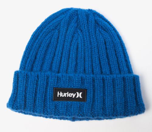 Hurley Men's Cuff Knit Beanie ~ Squaw