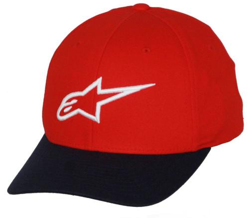 Alpinestars Flexfit Curve Cap ~ Ageless r/nvy