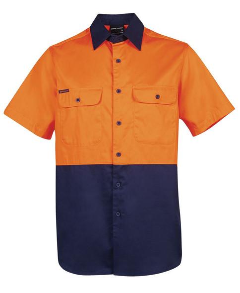 6HWSS - JB's Hi Vis S/S 150G Shirt