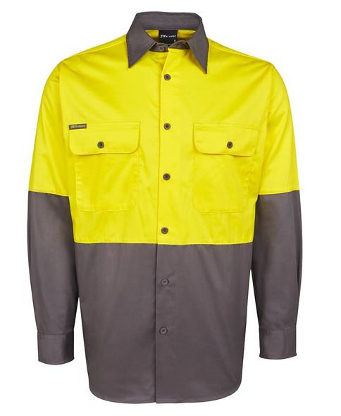 Yellow/Charcoal