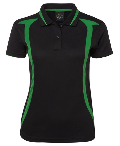 7SWP1 - PODIUM LADIES SWIRL POLO