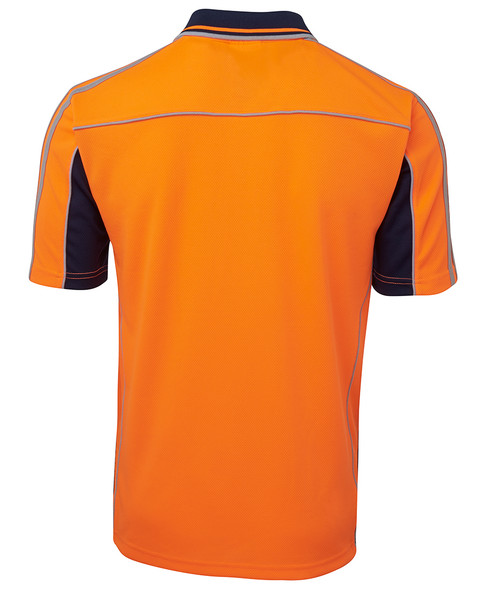 Orange/Navy (Back)