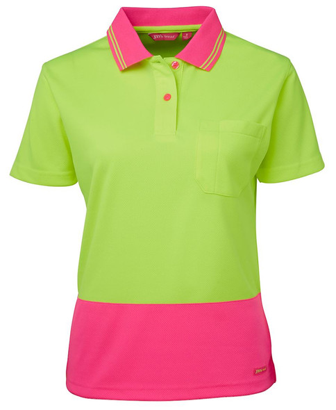 Lime/Pink