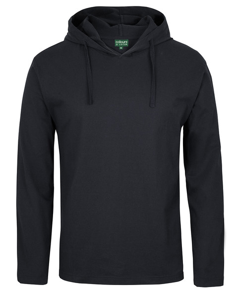 1LST - JB's C of C L/S Hooded Tee