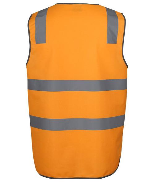 6DVTV - JB's Aust Rail (D+N) Safety Vest