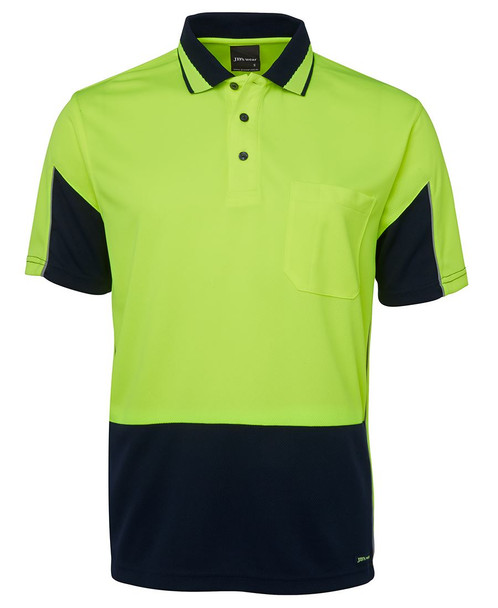 Lime/Navy (Front)