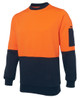 Orange/Navy Side