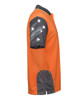 Orange/Charcoal Right