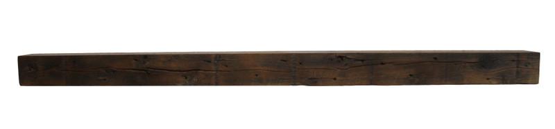 "2213 - Joel's Antiques 5"" thick x 5.5"" deep x 84"" wide, Mantel, USA Handmade"