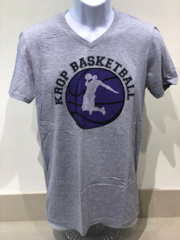 Krop Basketball Ladies V-Neck