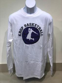 Krop Basketball Crew Neck L/S