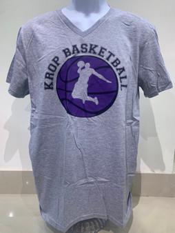 Krop Basketball V-neck
