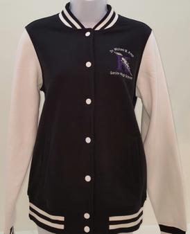 Krop Ladies Letterman Jacket