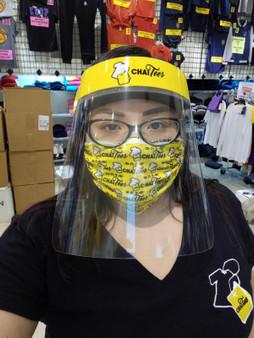 Custom Made Face Shield