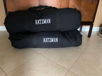 Extra Large Camp Bags