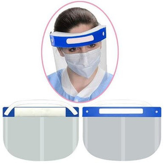 Foam Band Face Shield