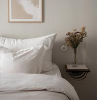 Hur man skapar en hotellkänsla i sovrummet