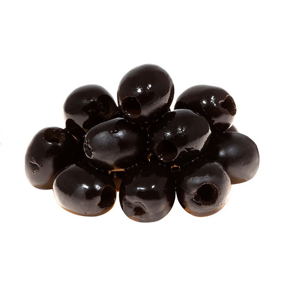 Greek Black Pitted Olives