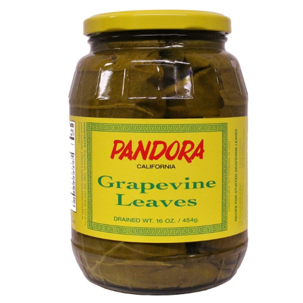 Grapevine Leaves Pandora (qt)