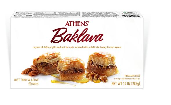 Baklava Athens (10oz)