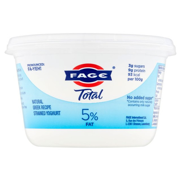 FAGE Total 5% Yogurt (500g)