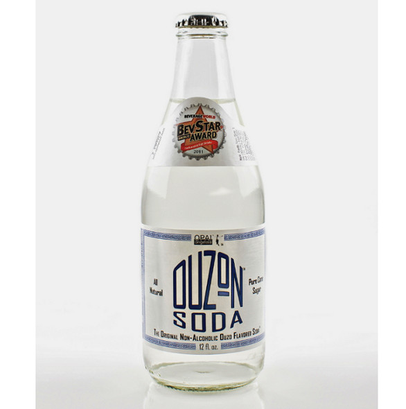 Ouzon Soda (12oz)