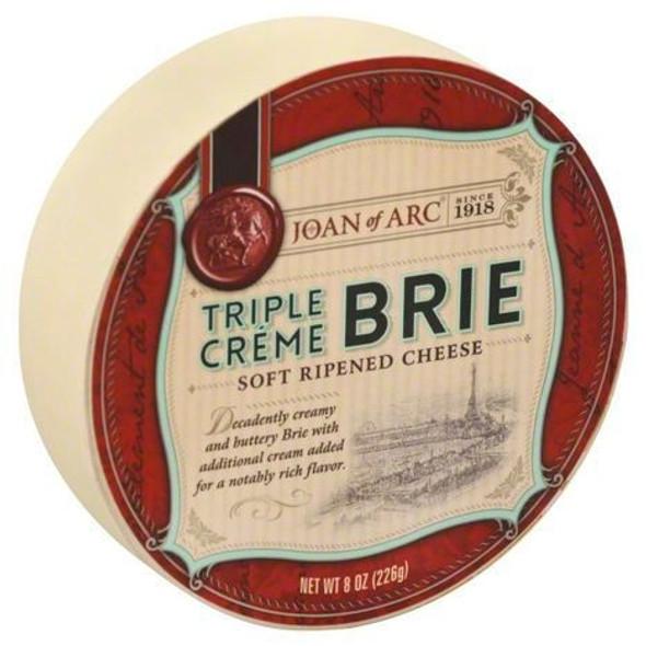 Triple Creme Brie Joan of Arc (8oz)