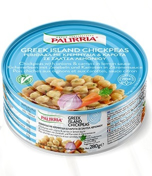 Greek Island Chickpeas Palirria (10oz)