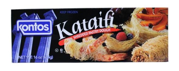 Kataifi Dough Kontos (1lb)