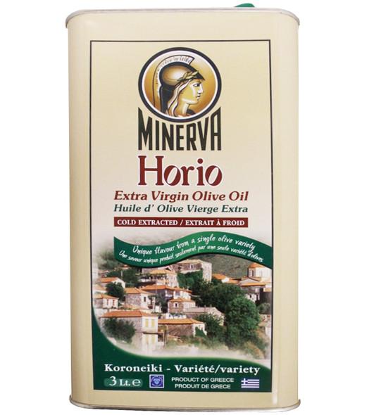 Minerva Horio Extra Virgin Olive Oil (3L)