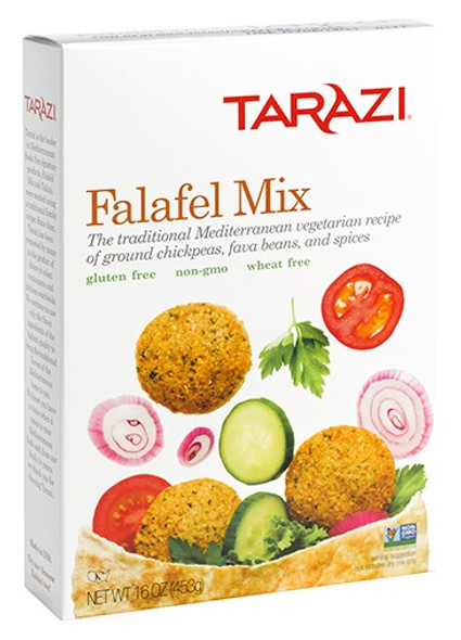 Falafel Tarazi (16oz)