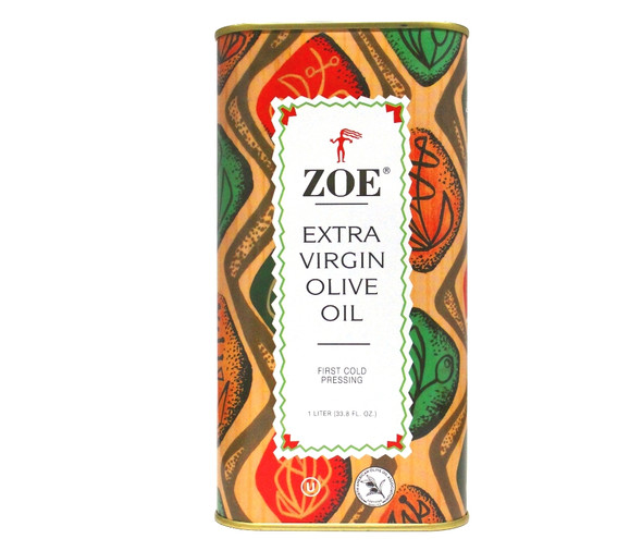 Zoe Extra Virgin Olive Oil (1L)