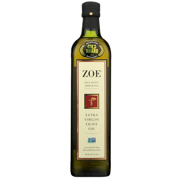 Zoe Diva Select Arbequina (750ml)