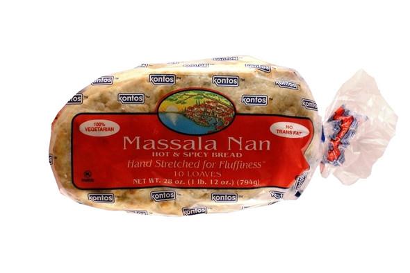 Massala Nan Kontos (28oz)