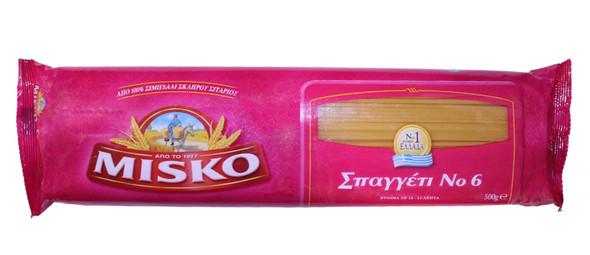 Spaghetti No.6 Misko (500g)