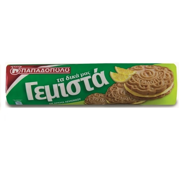 Gemista Lemon Cream Papadopoulos (200g)