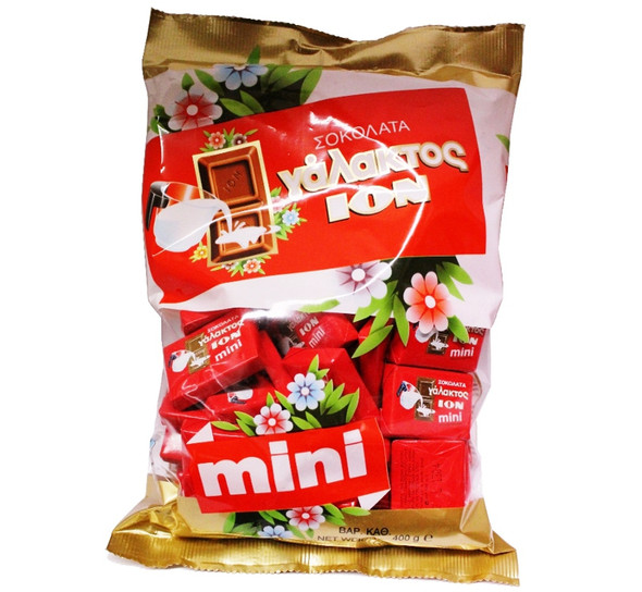 Milk Chocolate Mini ION (400g)