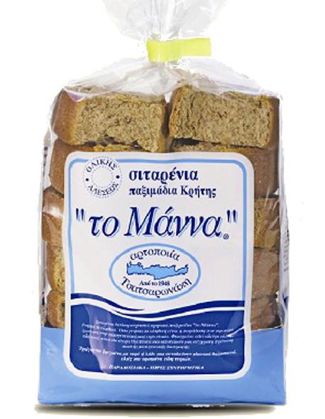 Wheat Rusk Tsatsaronakis (600g)