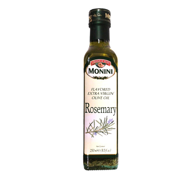 Rosemary Flavored Extra Virgin Olive Oil (250ml)