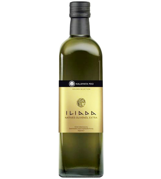 Iliada Extra Virgin Olive Oil (750ml)