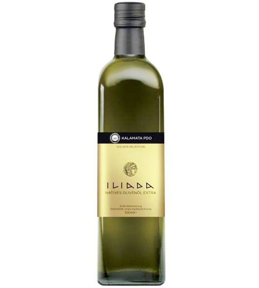 Iliada Extra Virgin Olive Oil (500ml)