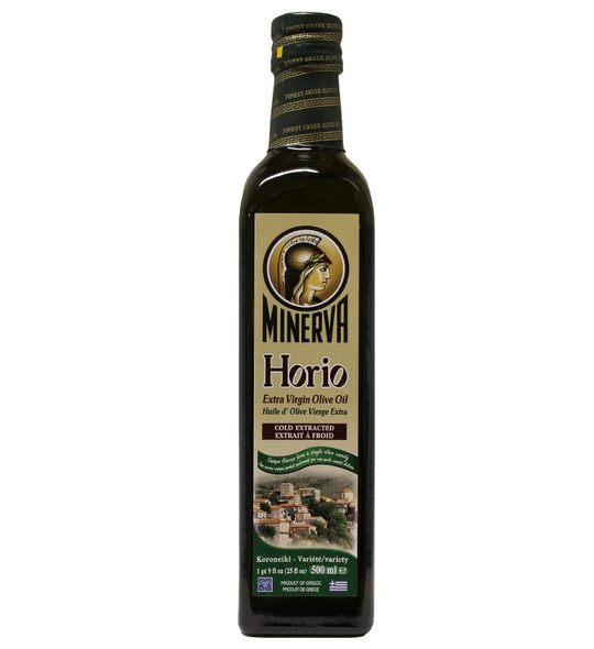 Minerva Horio Extra Virgin Olive Oil (500ml)