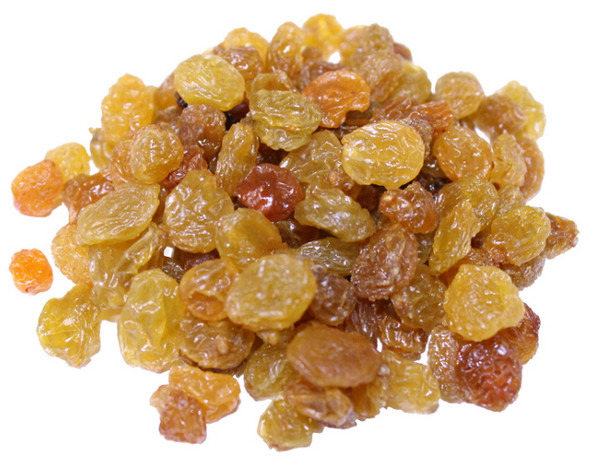Raisins Golden (1lb)