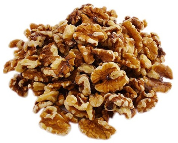 Walnuts Shelled Halves (1lb)