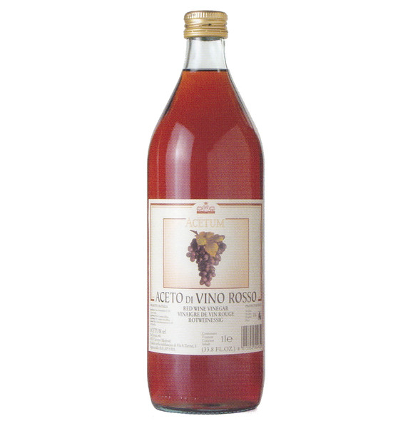Acetum Red Wine Vinegar (1L)